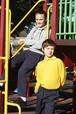 'Bocini' Kids Double Knee Track Pants