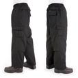 'DNC' Drawstring Poly Cotton Cargo Pants