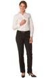 'Winning Spirit' Ladies Poly/Viscose Stretch Stripe Pants