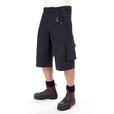 'DNC' Hero Air Flow Cotton Duck Weave Cargo Shorts
