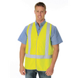 'DNC' Day/Night Safety Vest with H-Pattern