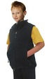 'Winning Spirit' Kids 'Diamond' Bonded Fleece Vest