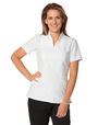 'Winning Spirit' Ladies Full Zip Front Short Sleeve Tunic