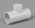 PRESSURE  FITTINGS  PVC