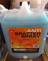 Boss Weld - non toxic, for MIG and Electrode welding, Water based