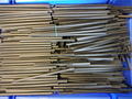 Bulk Box (approx 500) 150mm Micro Rigid Riser WITHOUT joiner/adaptor (2 available)