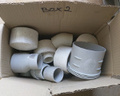 Box #2 - End of contract clearance. Mixed Condition. Assorted Odd Fittings