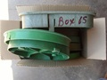 Box #65 - End of contract clearance. Mixed condition products. Assorted valve box lids.