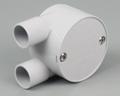 ELECTRICAL CONDUIT JUNCTION BOX PVC