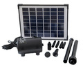 POND PUMP AQUAGARDEN SOLARFREE