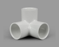PVC ELBOW SIDE OUTLET