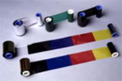 86200 Fargo Colour Printer Ribbon - DTC 550 Colour Printer