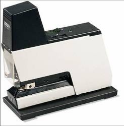 Rapid 105E Electric Stapler. Staples up to 50 sheets at a time.
