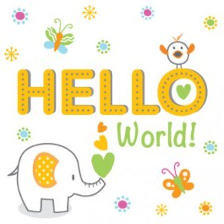 Hello World Extras Perth Greeting Cards Baby Gifts