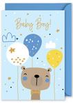 Baby Boy Cute Bear