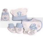 Elephant Gift Pack Blue