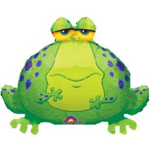 Bull Frog Supershape