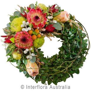 Wreath 414