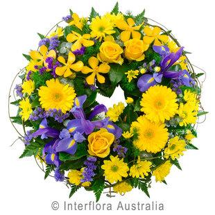 Wreath 411