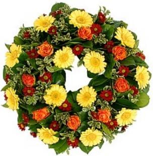 Wreath Sunshine