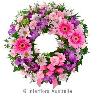 Wreath 407