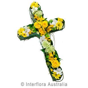 Yellow Cross 404