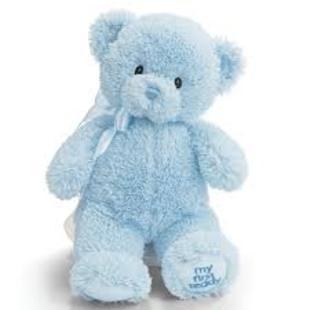 Medium Blue Bear