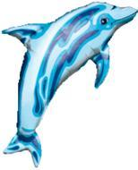 Blue Dolphin Supershape