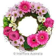 Wreath 406