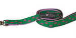 Ribbon dog lead (Apple)