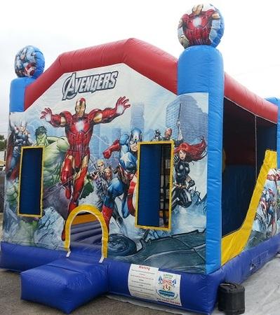 Avengers L Combo