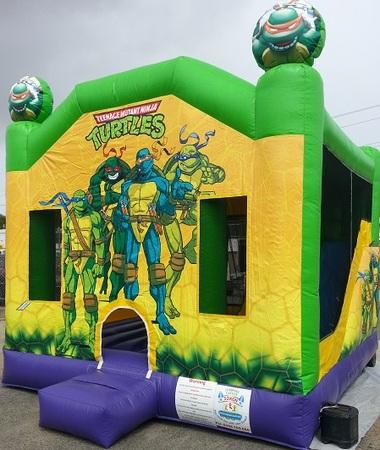 Ninja Turtles L Combo