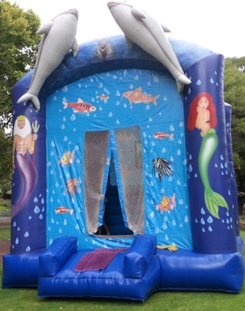 Giant Adult Castle - Ariel