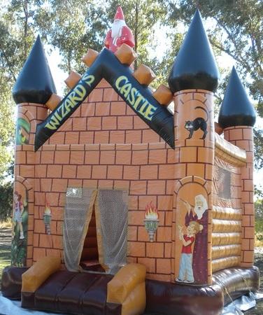 Giant Adult Castle - Harry Potter