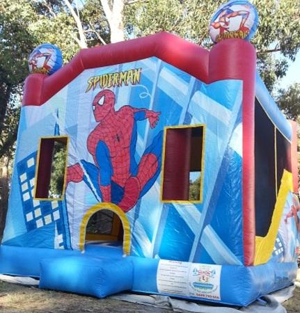 Spiderman L Combo