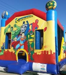 Superheroes L Combo