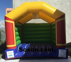 Jumping Castle - Green