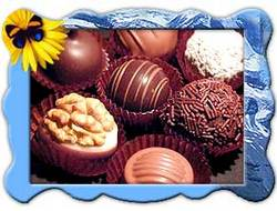 Deluxe Delicious Box of Florist Selected Chocolates