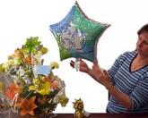Helium Birthday Balloon