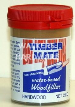 TIMBERMATE WOOD FILLER 250G HARDWOOD