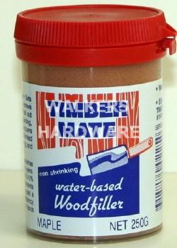 TIMBERMATE WOOD FILLER 250G MAPLE