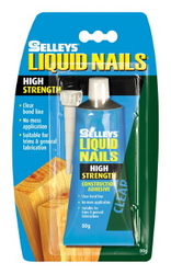 LIQUID NAILS GLUE CLEAR 80G