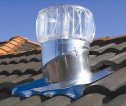 ROOF VENT TURBOBEAM CLEAR