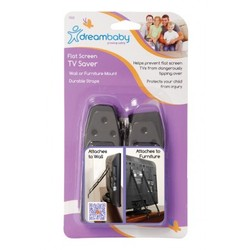 STRAPS FOR FLAT SCREEN TV SAVER