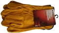 GLOVES RIGGERS SPLIT LEATHER 2PCE (M) MEDALIST