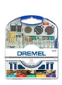 DREMEL SET 110PCE ACCESSORIES 709-RW KIT