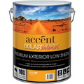 ACCENT LOW SHEEN EXT WHITE 10L SOLARMAX