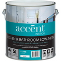 ACCENT INT K&B LOW SHEEN WHITE 4L
