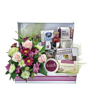 Add a Gift with Your Flowers