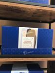 A medium box of premium dessert selection chocolates